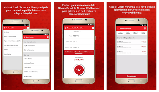 Akbank Direkt 1.4.0 (Windows Phone)