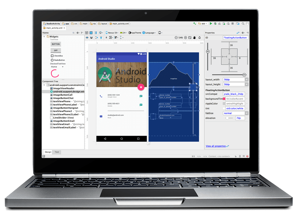 Android Studio 3.1.3