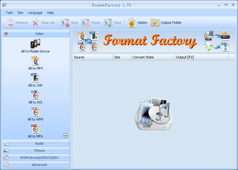 Format Factory 4.8.0.0