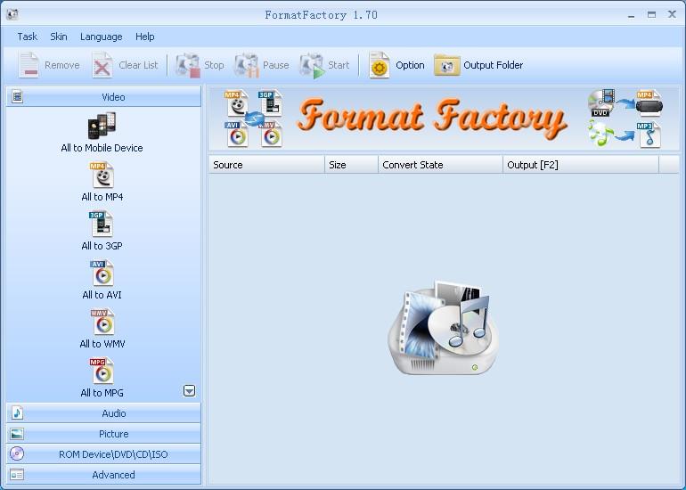 Format Factory 4.9.0.0