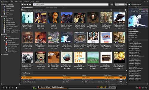 MusicBee 3.3.7367