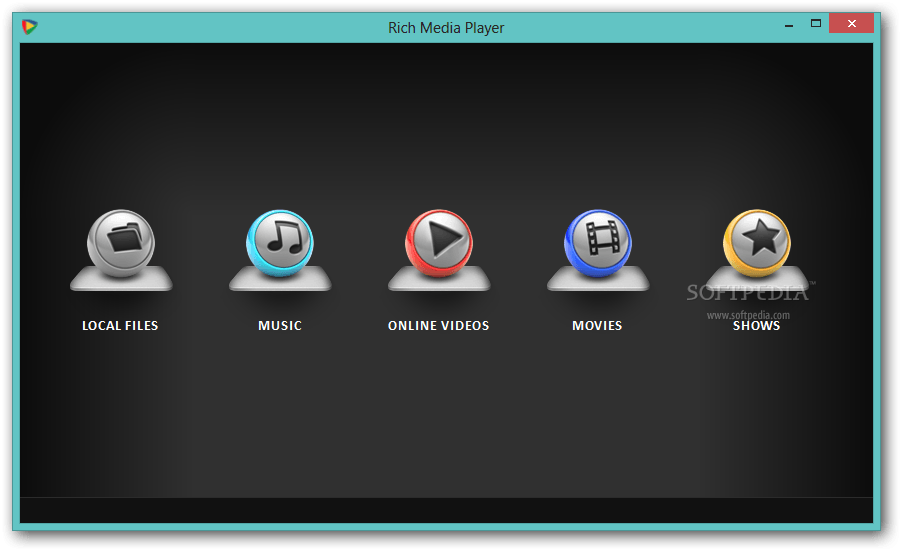 Rich Media Player 2.4.4.1385