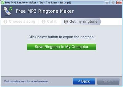 Free Ringtone Maker 2.4