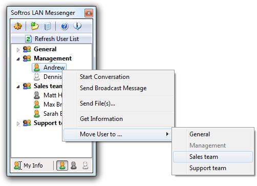 Softros LAN Messenger 9.4.2