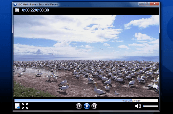 VSO Media Player 1.6.10