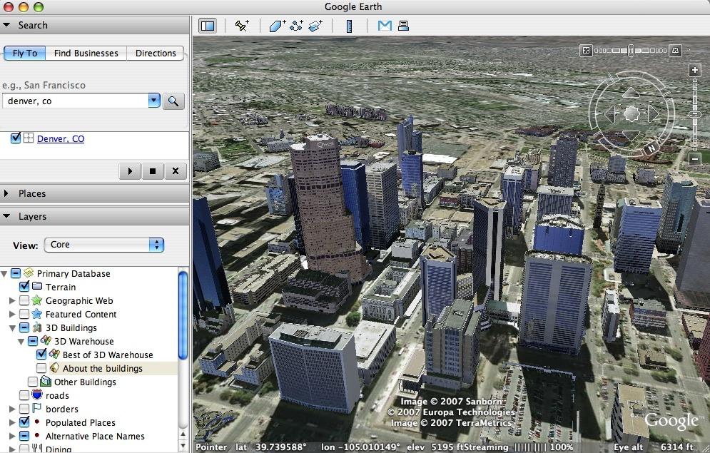 Google Earth Pro 7.3.2.5776