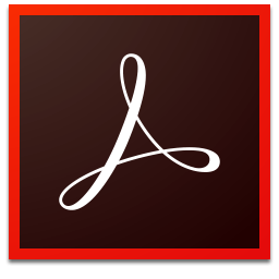 Adobe Reader DC ikon