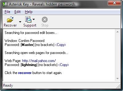 Asterisk Key 10.0