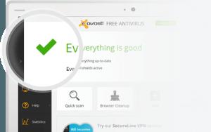 Avast Free Antivirus 21.5
