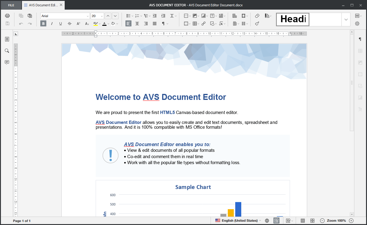 AVS Document Editor 4.1.2.260