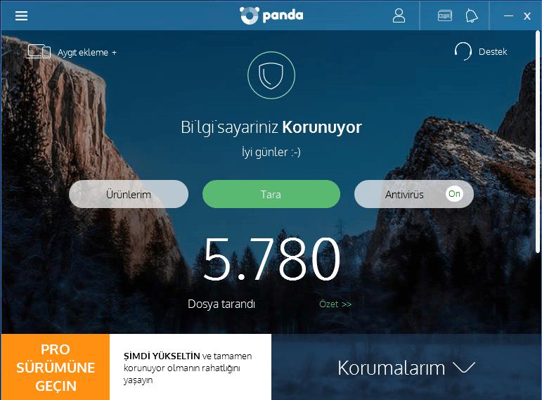 Panda Free Antivirus 18.07.04