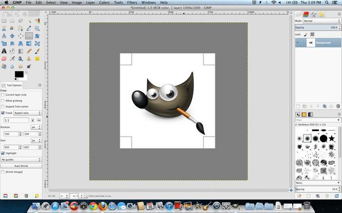GIMP 2.10.12