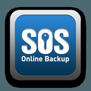 SOS Online Backup ikon