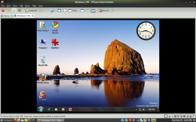 VMware Workstation for Linux 12.5.6