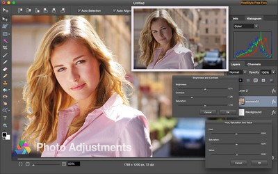 PixelStyle Photo Editor 3.6.3 (MAC)