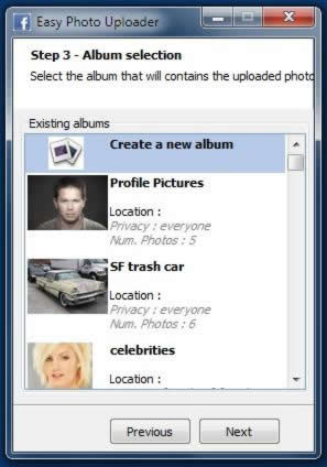 Easy Photo Uploader 3.1.0.0