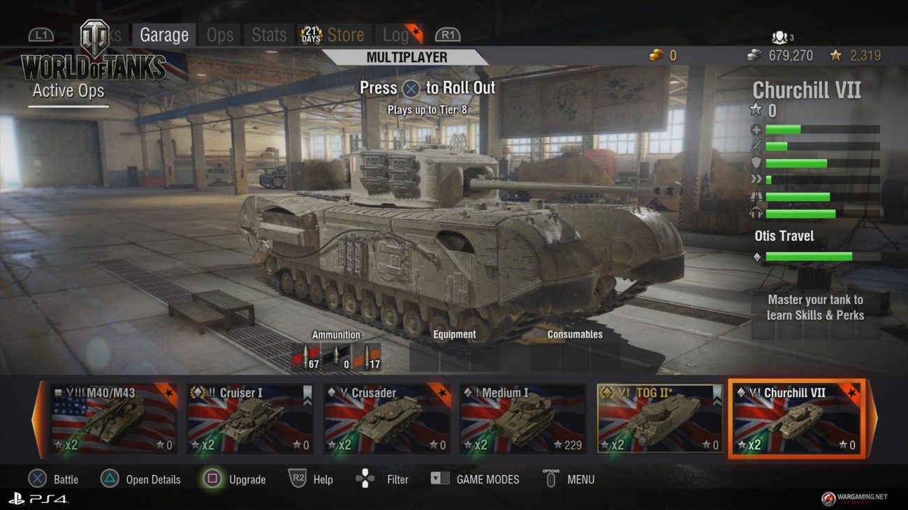 World Of Tanks 1.0.2