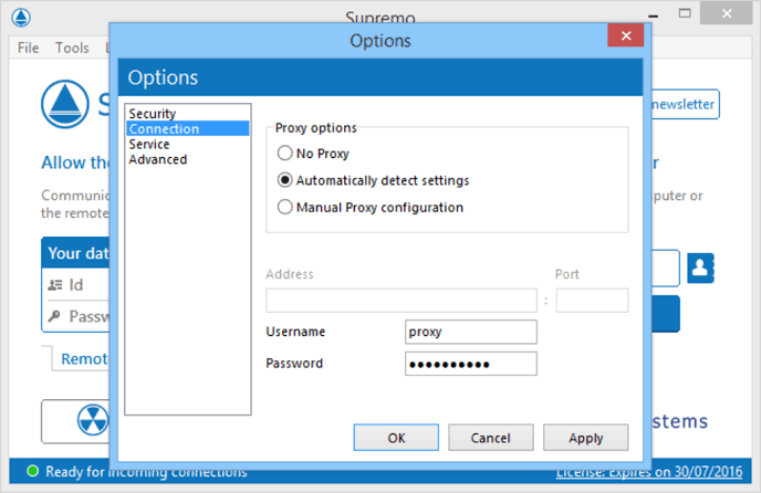 Supremo Remote Desktop 4.2.1.2469