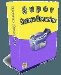Super Screen Recorder ikon