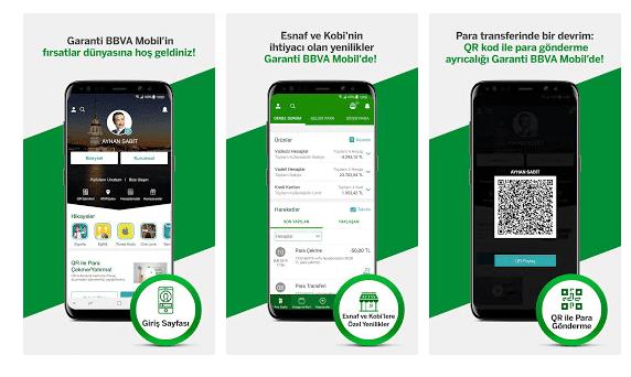 Garanti Bankası Mobil (Android)