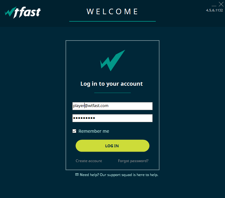 WTFast 4.13.3.1828