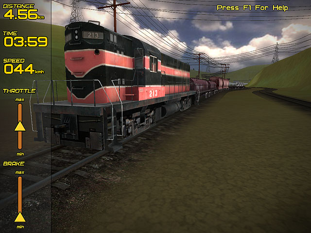 Freight Train Simulator iko