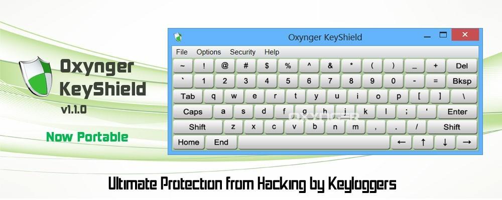 Oxynger KeyShield 2.0.0