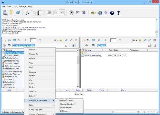Core FTP Lite 2.2