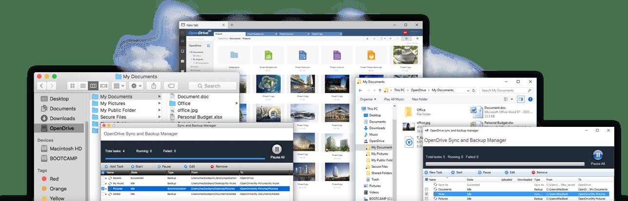 OpenDrive 1.7.4.58