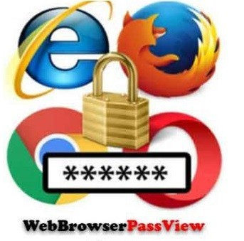 WebBrowserPassView ikon