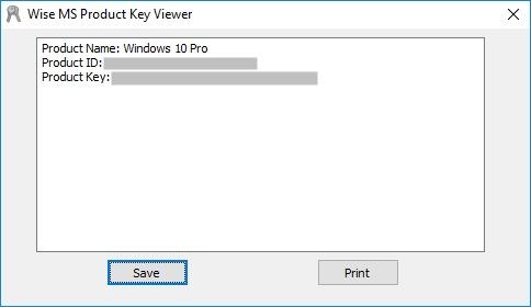 Wise Windows Key Finder 1.0.112