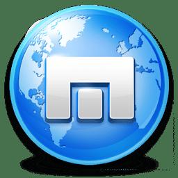 Maxthon ikon