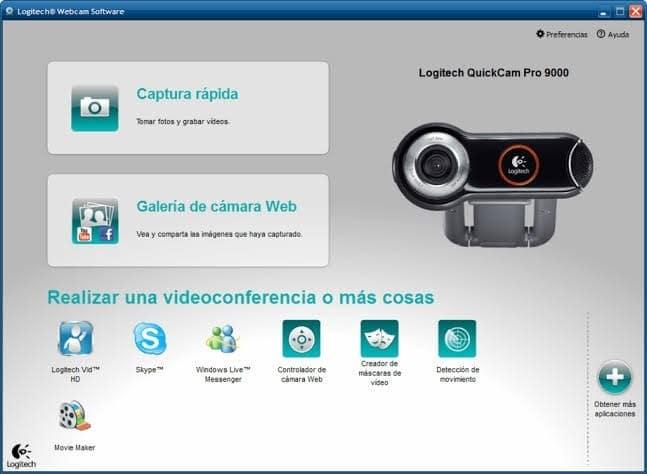 Logitech Webcam Software 1.10.110