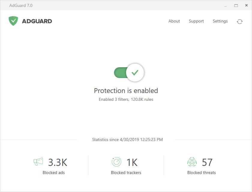 AdGuard 7.5.1