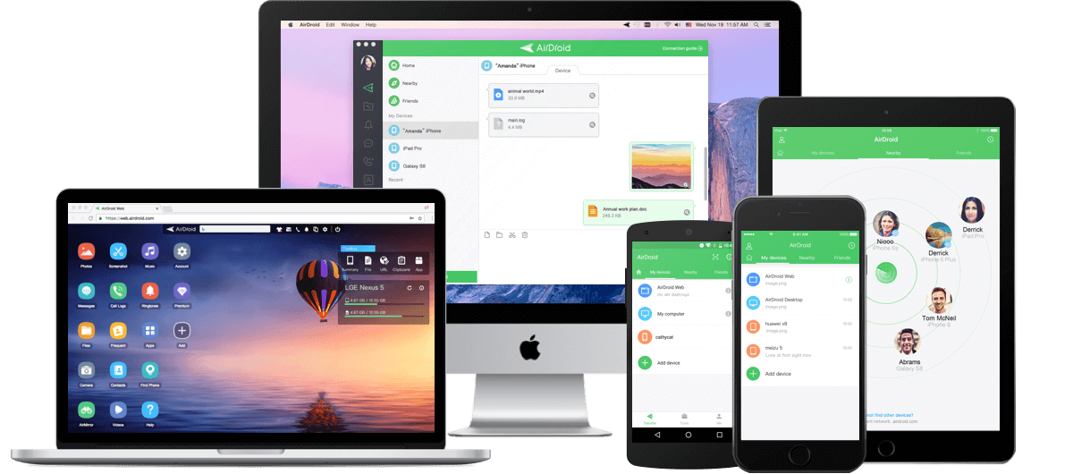 AirDroid 3.6.8.0