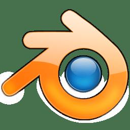 Blender ikon
