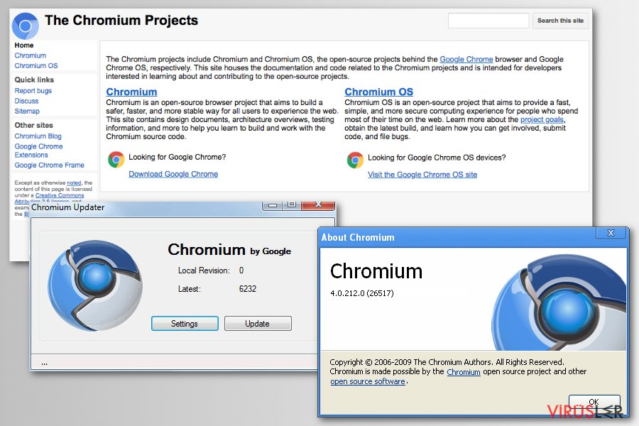 Chromium 84.0.4147.0