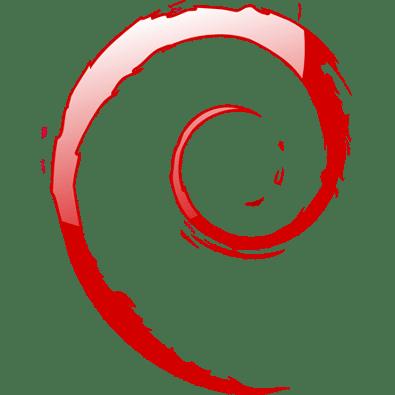 Debian ikon