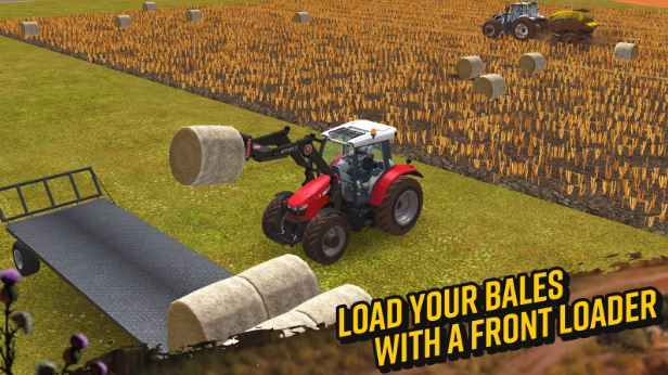 Farming Simulator 18 (iOS)