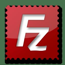 FileZilla ikon