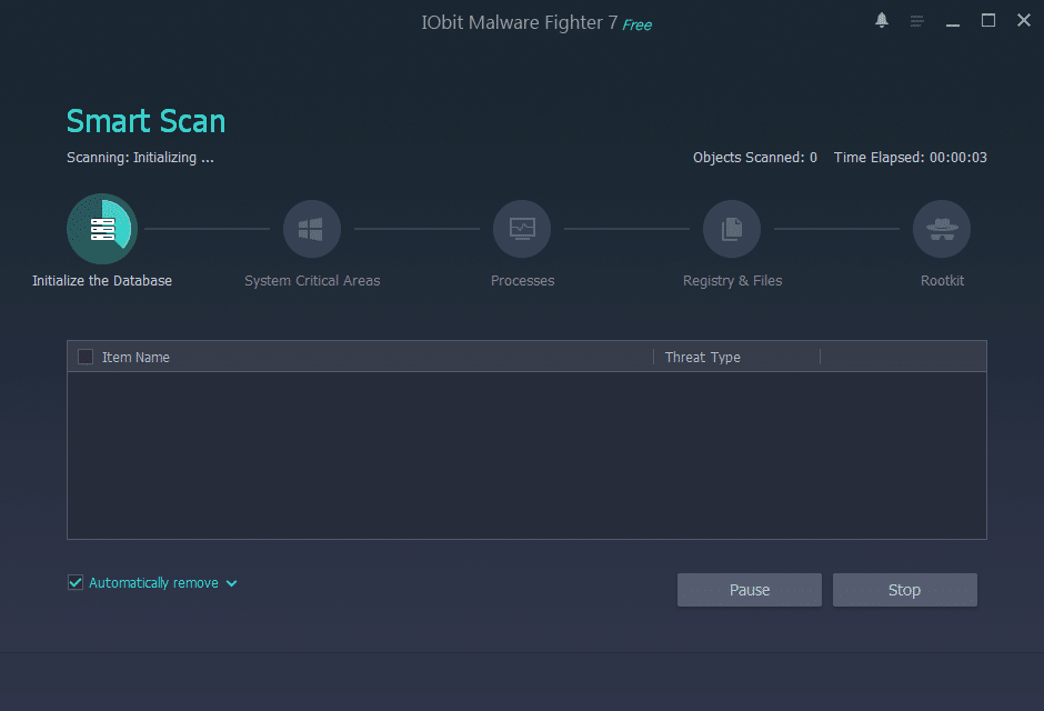 IObit Malware Fighter 8.4.0