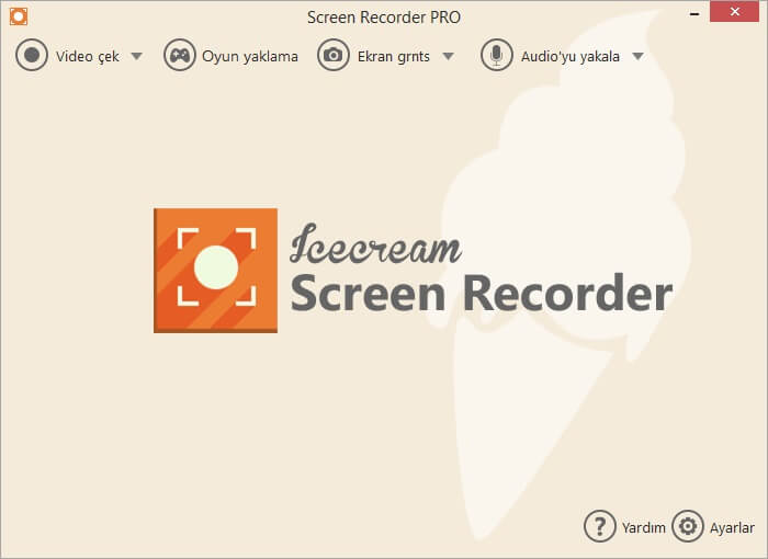 Icecream Screen Recorder 6.22