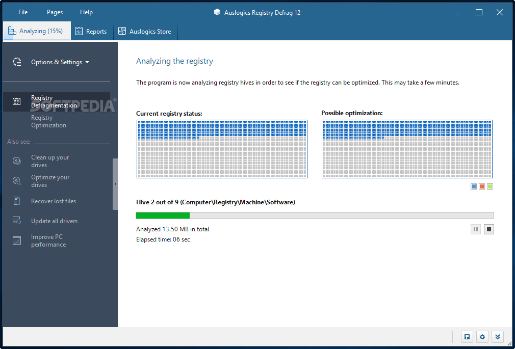 Auslogics Registry Defrag 12.5.0.1