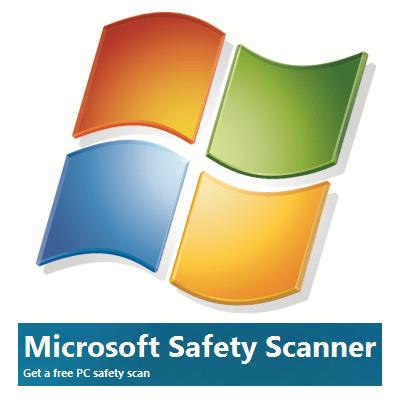 Microsoft Safety Scanner ikon