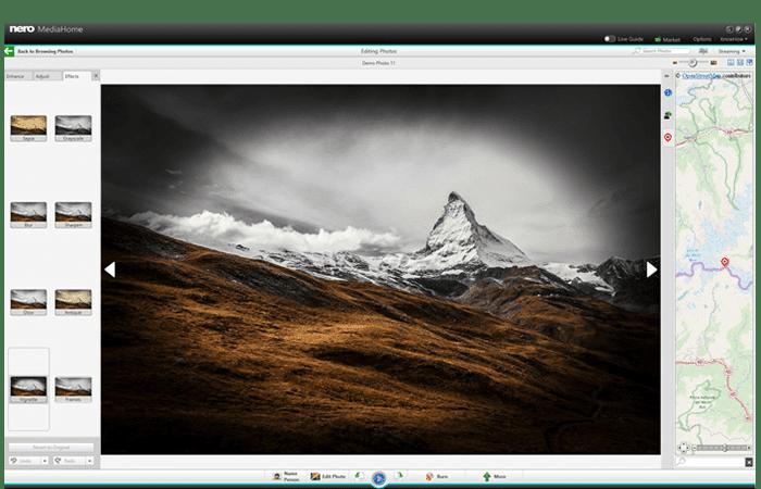 Nero MediaHome 1.12.0.1