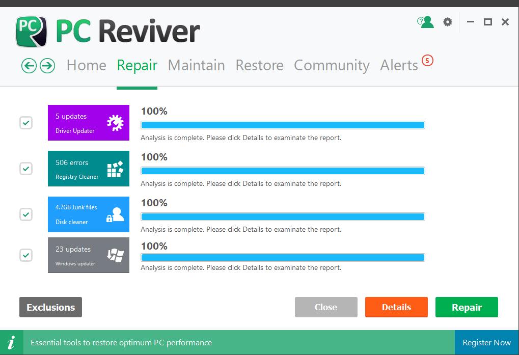 PC Reviver 3.10.2.8