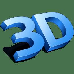 Xara 3D Maker ikon