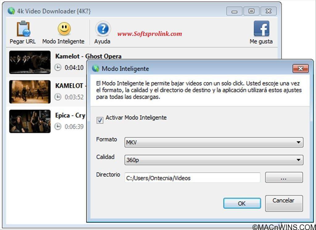 4K Video Downloader 4.14.1