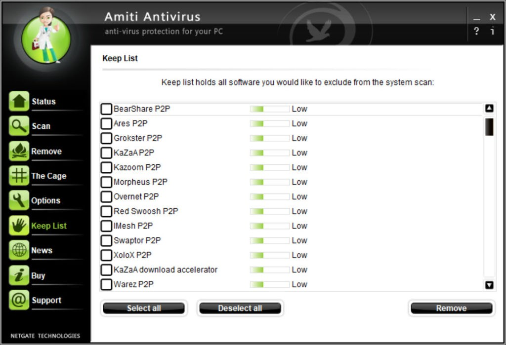 Amiti Antivirus 2020 25.0.760.0