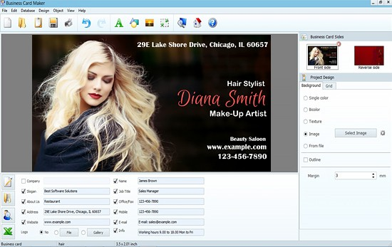 Business Card Maker 9.15